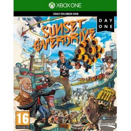 Microsoft Sunset Overdrive