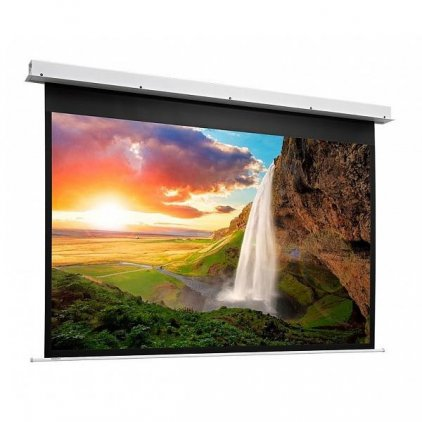 "Projecta Descender Electrol 139x240см (104"") Matte White с"