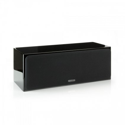 Monitor Audio Silver Centre black gloss