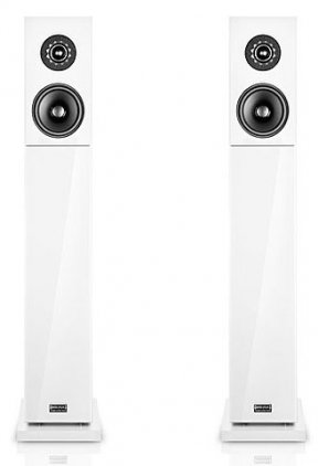Audio Physic Classic 20.2 (Glass white high gloss)