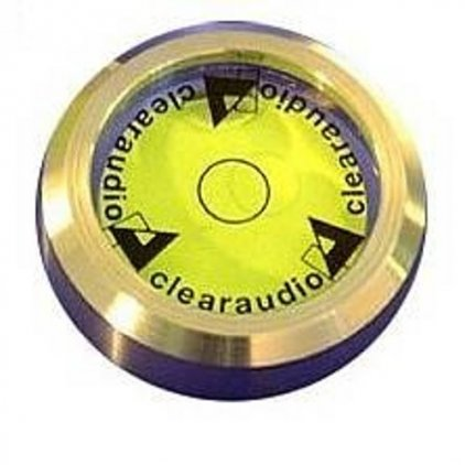 Clearaudio Level Gauge Steel