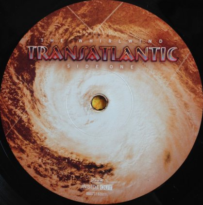 Transatlantic THE WHIRLWIND (Gatefold black 2LP 180 Gram +CD)