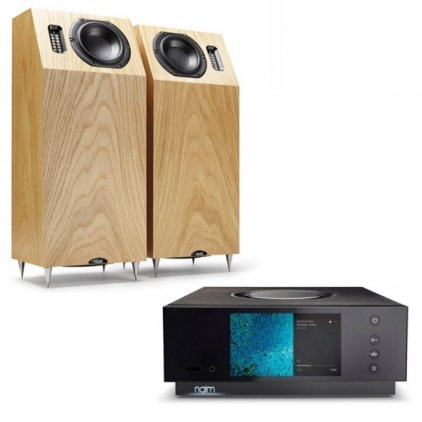 Naim Naim + Neat №4 natural oak
