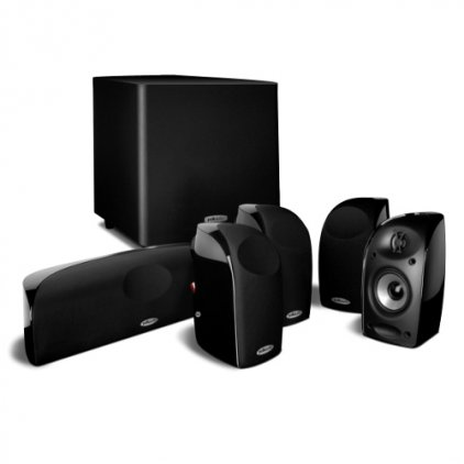 Комплект акустики Polk Audio TL1600 black