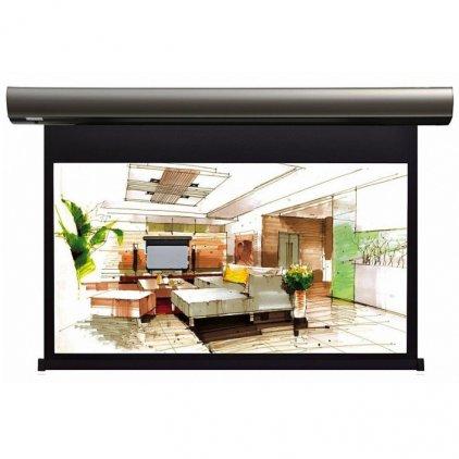 """Экран Lumien Cinema Control 187x305 см (раб.область 166х295 см) (133"""") Matte White FiberGlass (чёрный корпус) LCC-100107"""