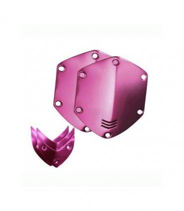 V-moda Сменные накладки для наушников V-Moda XS / M-80 On-Ear Metal Shield Kit Pink