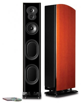 Polk Audio LSiM 707 cherry