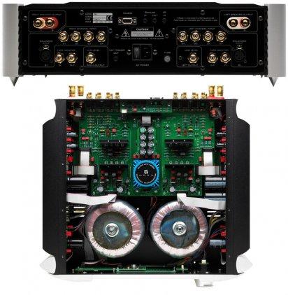 SIM Audio MOON 700i black (красный дисплей)