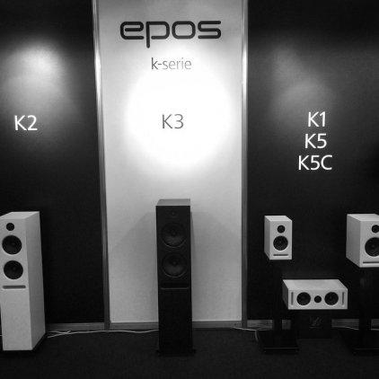 Центральный канал Epos K5C white