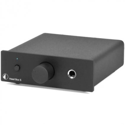 Pro-Ject Head Box S  black