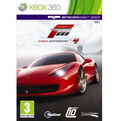 Microsoft Игра для Xbox360 Forza Motosport 4 (3+) (RUS)