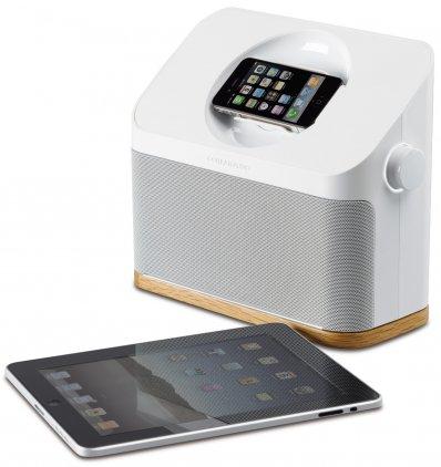 Док-станция Q-Acoustics Conran Audio white