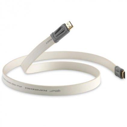 HDMI кабель QED 7404 Performance e-flex HDMI 5.0m (white)