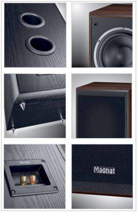 Magnat MS 802 black