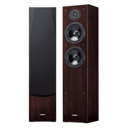 Yamaha NS-F51 walnut