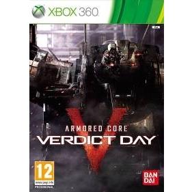 Игра для Xbox360 Armored Core: Verdict Day (английская версия)