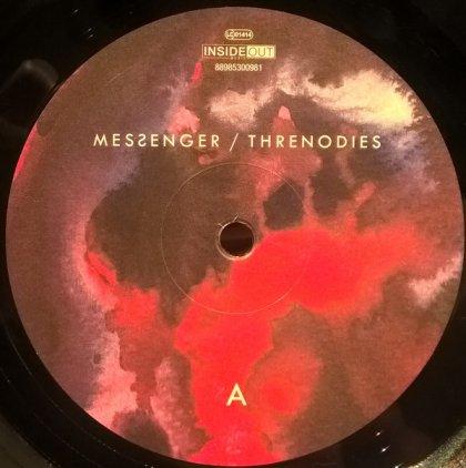 Messenger THRENODIES (180g Gatefold LP+CD & LP-Booklet)
