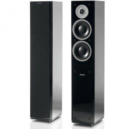 Dynaudio Focus 260 gloss white lacquer