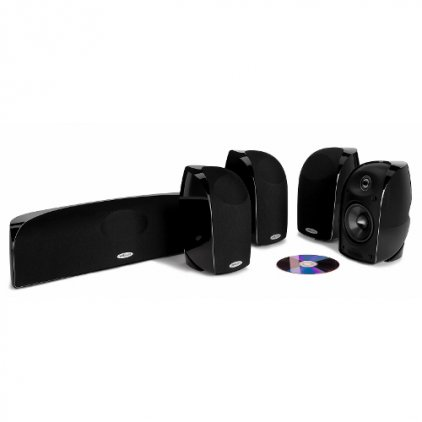 Polk Audio TL350 black