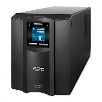 APC Smart-UPS C SMC1500I 1500VA black