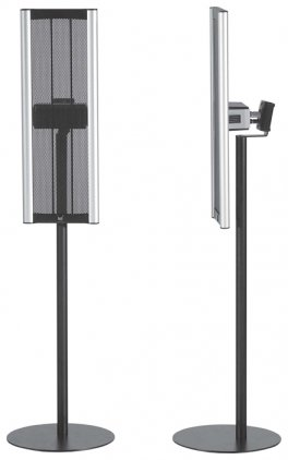 Final Sound Model 90i CP/WM Silver White