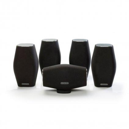 Комплект акустики Monitor Audio MASS Satellite System 5.0