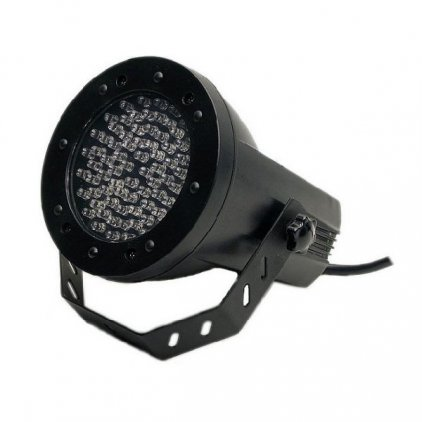 Flash PAR 36 LED RGB