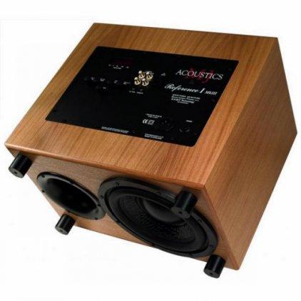 MJ Acoustics Ref 1 Mk III light oak