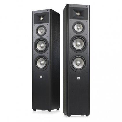 Напольная акустика JBL Studio 280 black (STUDIO280BK)