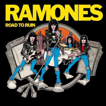 Ramones ROAD TO RUIN (180 Gram)