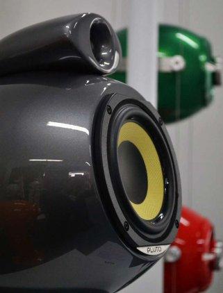 Полочная акустика EBTB Pluto light pastel green