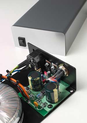 Michell Engineering HR Power Supply