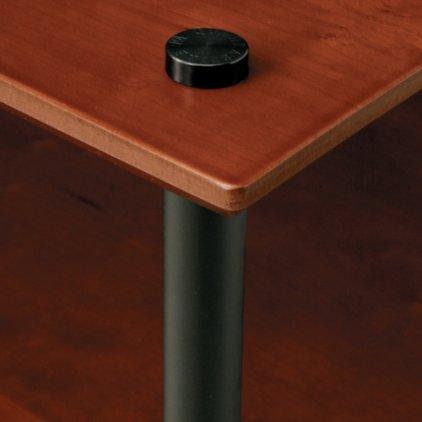 Подставка под ТВ и HI-FI Quadraspire 256/32 (ножки) black