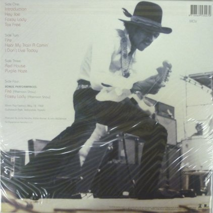 Jimi Hendrix MIAMI POP FESTIVAL (180 Gram)