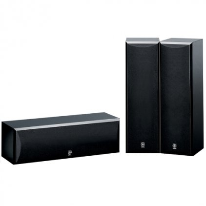 Yamaha NS-P125 piano black