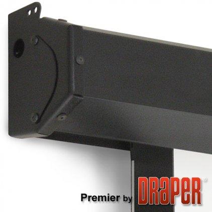 "Экран Draper Premier HDTV (9:16) 409/161"" 201*356 HDG (XH600V) ebd 12"" case white  232863"