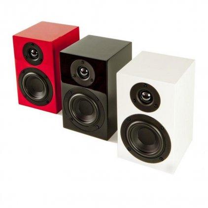 Pro-Ject Speaker Box 4 piano white