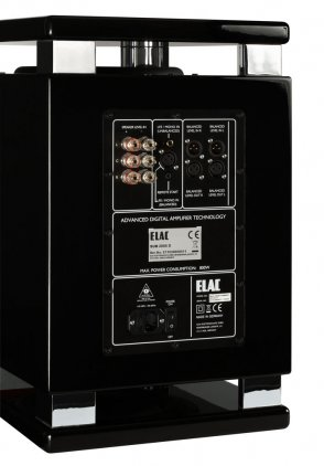 ELAC SUB 2090 high gloss black