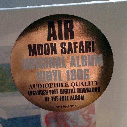 Air MOON SAFARI (180 Gram/Remastered)