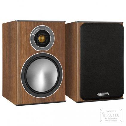 Комплект Monitor Audio Bronze set 5.1 walnut (6+1+Centre+W10)