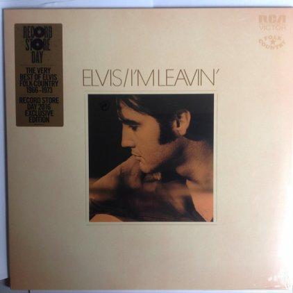 Elvis Presley I'M LEAVIN' (140 Gram)