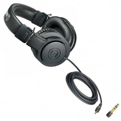 Наушники Audio Technica ATH-M20X