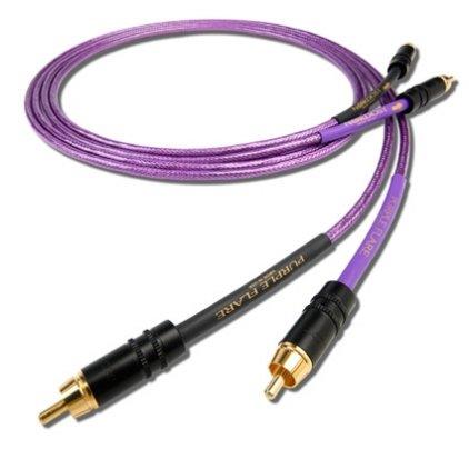 Nordost Purple Flare RCA 0.6m