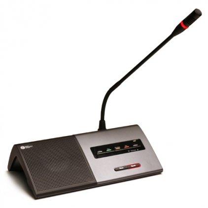 DIS Настольный микрофонный пульт делегата DIS DM 6680P