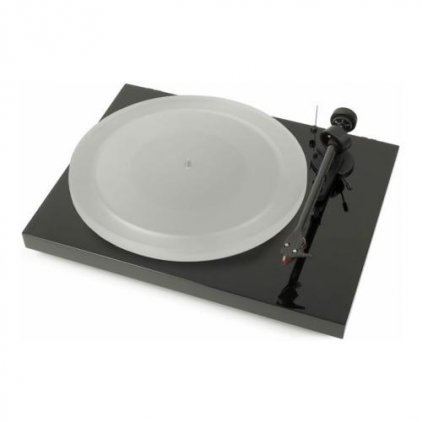 Проигрыватель винила Pro-Ject Debut Carbon Esprit (DC) piano black (Ortofon 2M-RED)