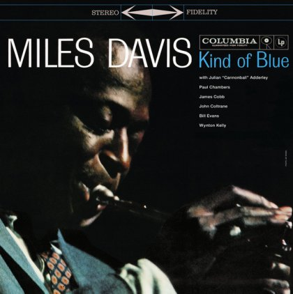 Miles Davis KIND OF BLUE (180 Gram)