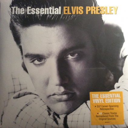 Elvis Presley THE ESSENTIAL (140 Gram)