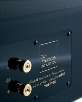 Vienna Acoustics Theatro piano black