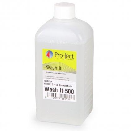 Концентрат чистящей жидкости Pro-Ject WASH IT 500