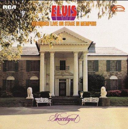 Виниловая пластинка Elvis Presley RECORDED LIVE ON STAGE IN MEMPHIS (40TH ANNIVERSARY) (180 Gram/Remastered/Gatefold)